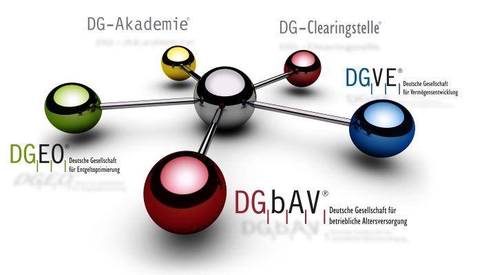 DG-Gruppe Logo